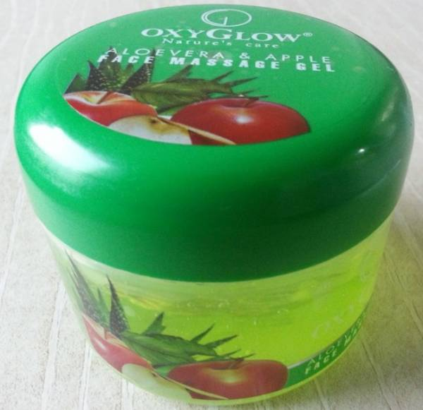 oxyglow aloevera gel 3