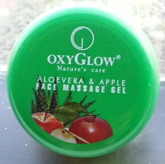 oxyglow aloevera gel