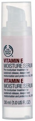 thebodyshop vitamin e moisture serum
