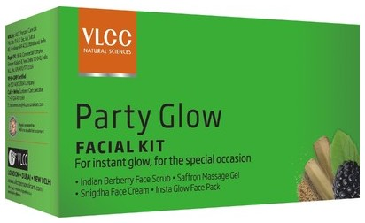 vlcc party glow facial kit