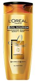 loreal paris 6 oil nourish shampoo