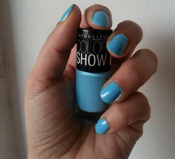 maybelline color show blueberry ice 1