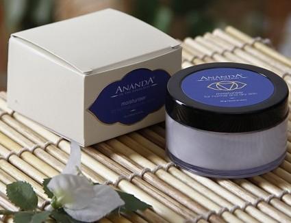 ananda facial moisturizer for dry skin