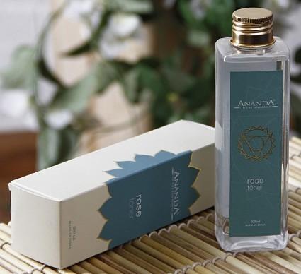 ananda rose water