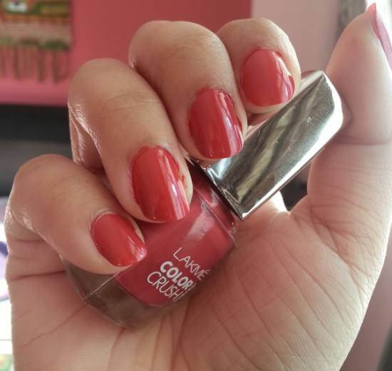 lakme color crush 17 2