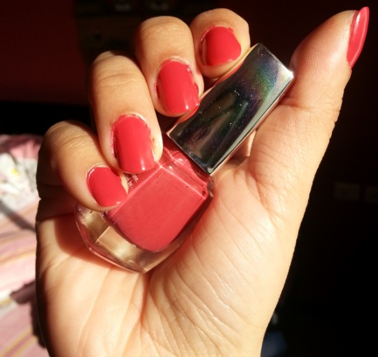 lakme color crush 17