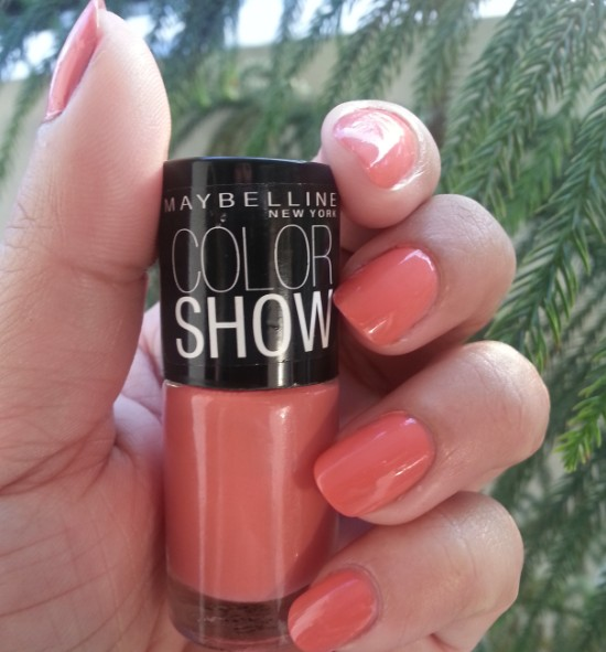 maybelline color show coral craze 1