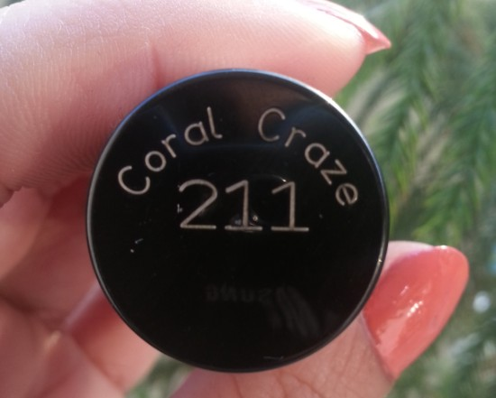 maybelline color show coral craze 2