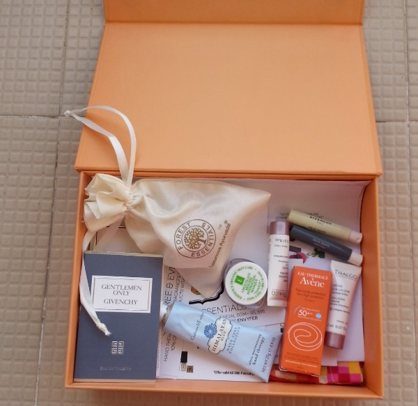 my envy box feb 2014