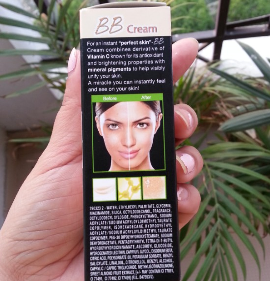 garnier bb cream miracle skin perfector review 2