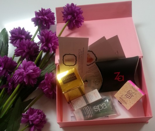 my envy box april 2014 review 1