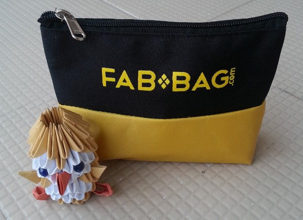 fab bag may 2014 review