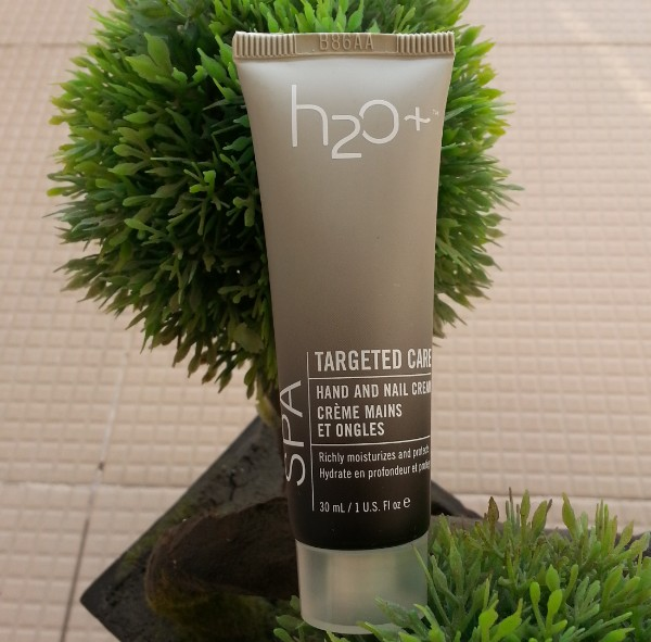 h2o plus targeted care hand and nail cream review