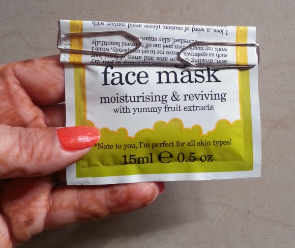 i love mango face mask review 1
