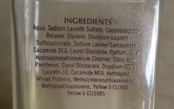 Cornelia signature  shine defining shampoo review 1