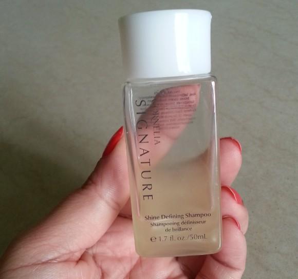 Cornelia signature  shine defining shampoo review 2