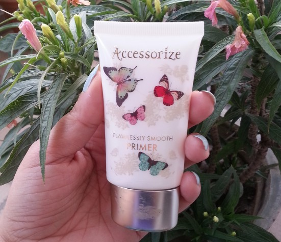 accessorize flawlessly smooth primer review
