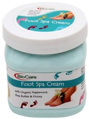 bio care foot spa cream