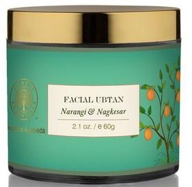 forest essentials narangi & nagkesar Facial Ubtan