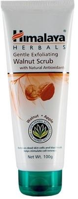 himalaya walnut scrub