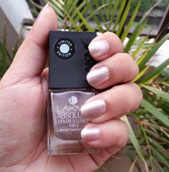 lakme absolute color illusion 1