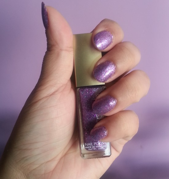 lasplash nail polish pretty jellyfish review 4