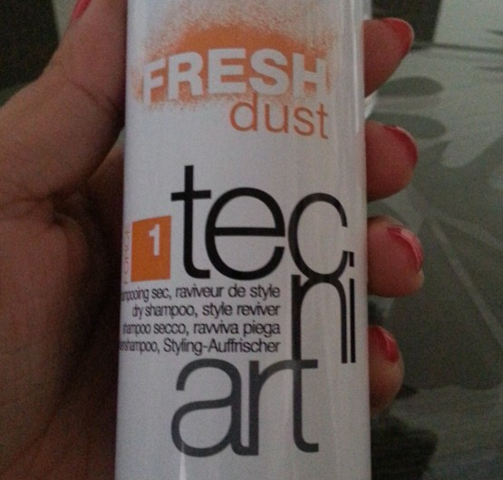 l'oreal professionnels  fresh dust dry shampoo review 1