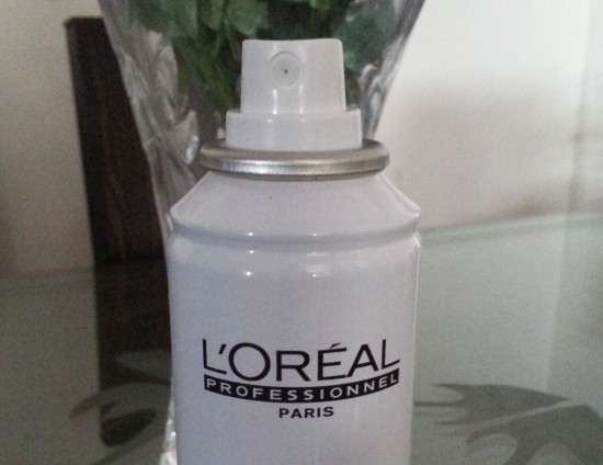 l'oreal professionnels  fresh dust dry shampoo review 5
