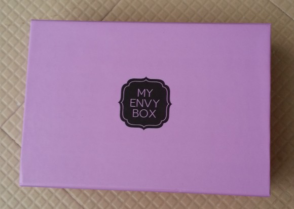my envy box june 2014 review 1