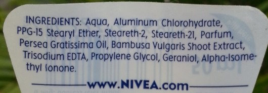 nivea happy time roll-on deo review 2