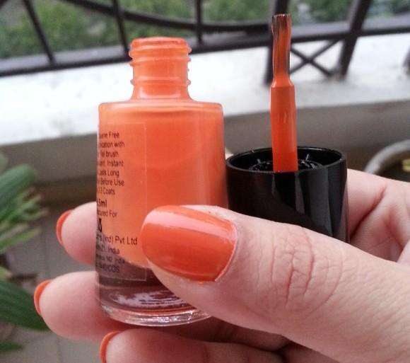 viviana pride nail lacquer shade 21 swatch 4