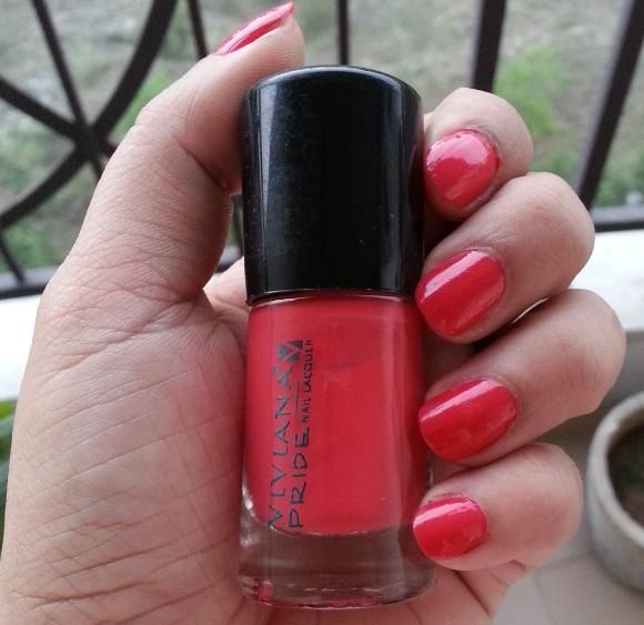 viviana pride nail lacquer shade 43 swatch 2