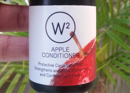 w2 (why wait) apple conditioner review 7