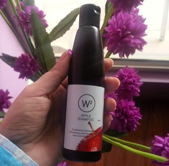 w2 (why wait) apple shampoo review 4