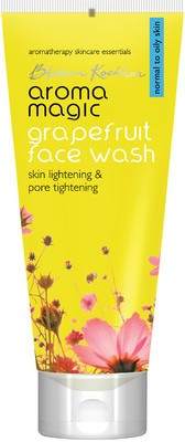 aroma magic grapefruit face wash