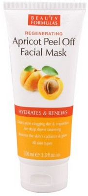 beauty formula apricot peel off mask