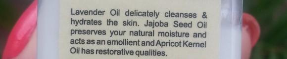 bio bloom natural cleansing milk review 1