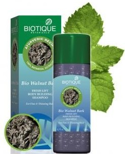 bio walnut bark