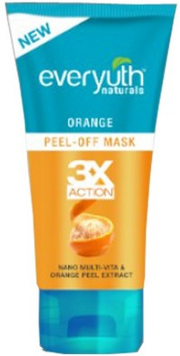 everyuth orange peel off mask