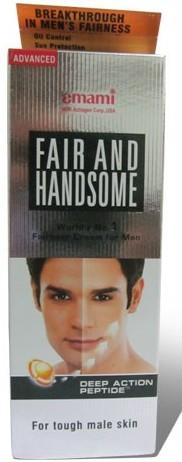 fair and handsome fairness cream