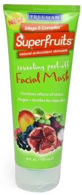 freeman superfruits revealing peel off facial mask