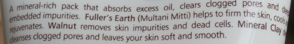 himalaya herbals oil clear mud face pack review 6