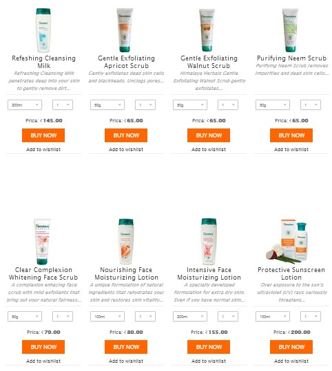 himalaya online store review