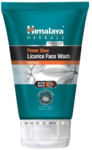 Himalaya Power Glow Licorice Face Wash Face Wash