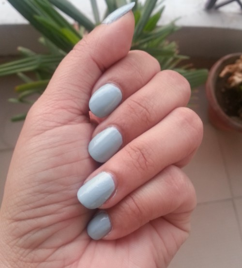 innisfree nail paint shade no.7 review 5