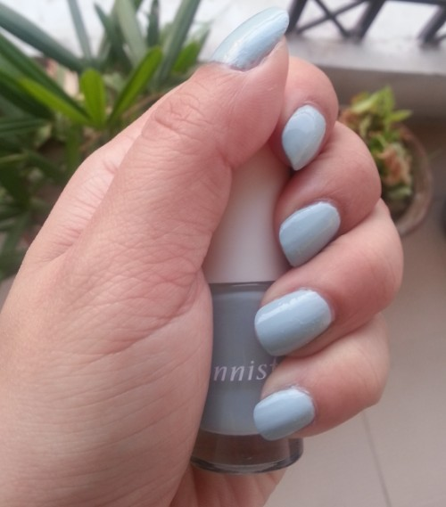 innisfree nail paint shade no.7 review 7
