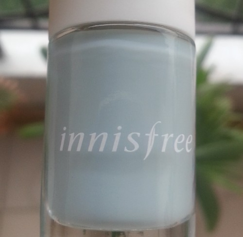 innisfree nail paint shade no.7 review