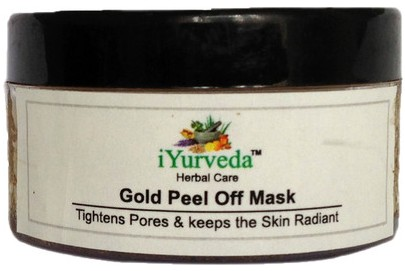 iyurveda gold peel off mask
