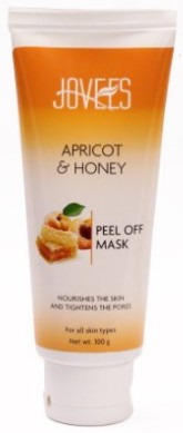 jovees apricot & honey peel off mask