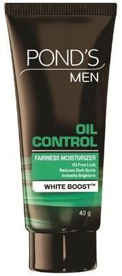 pond's men oil control fairness moisturizer